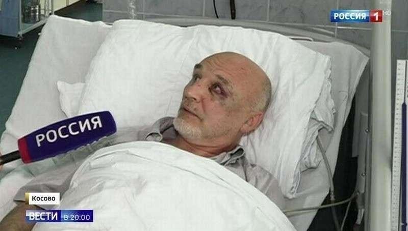 СК РФ ведёт проверку обстоятельств избиения в Косове российского сотрудника миссии ООН