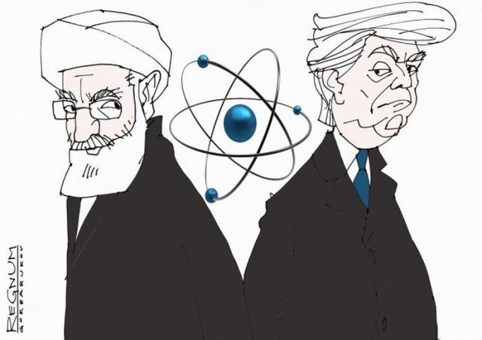 «Отважные» американцы могут победить Иран только по телевизору