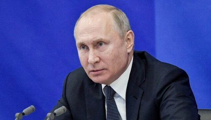 Владимир Путин внёс проект закона о приостановке действия договора РСМД