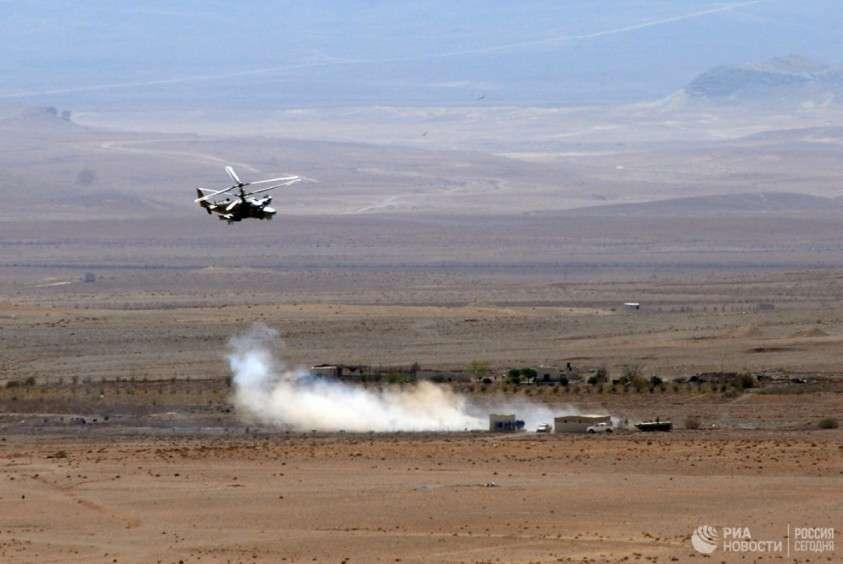 Как будут улучшать ударный вертолет Ка-52 «Аллигатор»