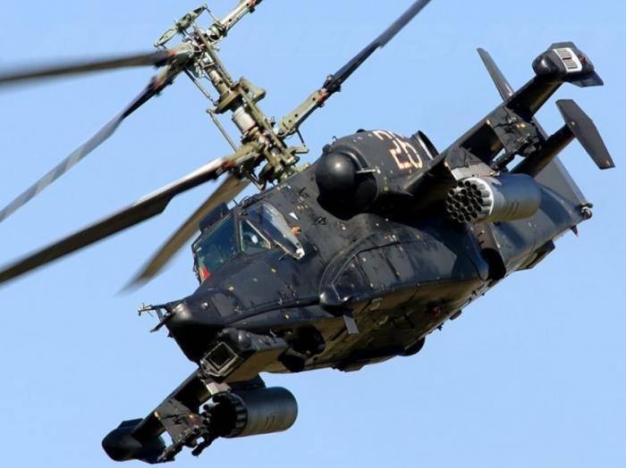 Как будут улучшать ударный вертолёт Ка-52 «Аллигатор»