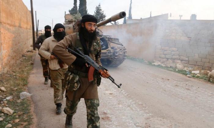 Сирия: наёмники и террористы и США объединяют силы для удара