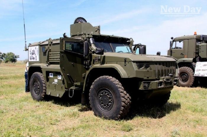 «Тайфун-ВДВ» – новейшая машина технической разведки армии России