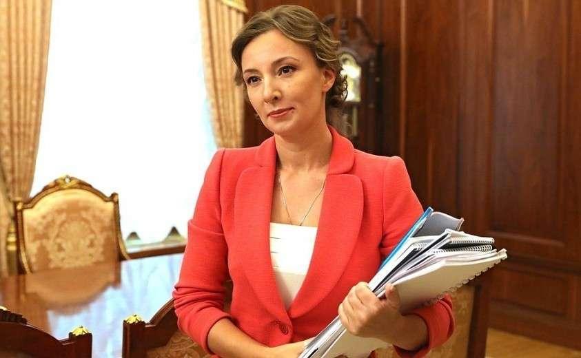 Уполномоченный при Президенте по правам ребёнка Анна Кузнецова.