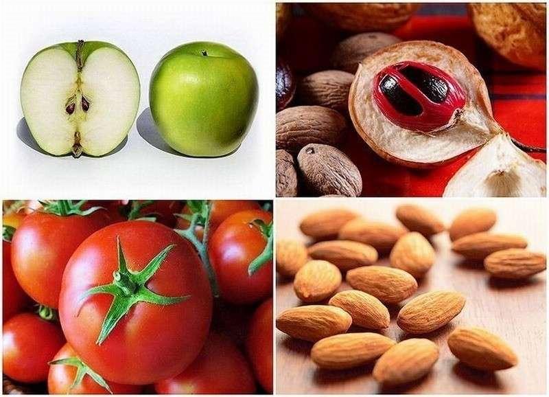 Ядовитые фрукты и овощи, об опасности которых большинство даже подозревает