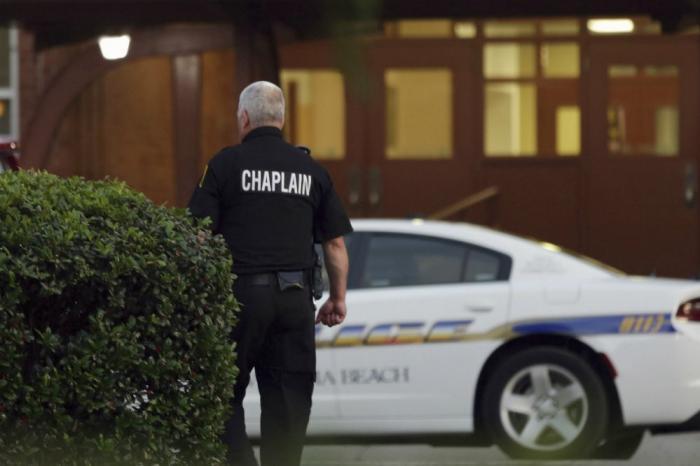 Массовый расстрел в Вирджинии. Число жертв выросло до 12 человек