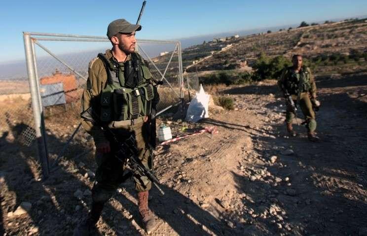 На западном берегу Иордана израильскими военными застрелен 17-летний гражданин США
