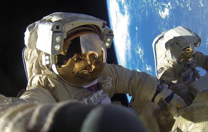 ВРоссии созданы реактивные ранцы для перелетов воткрытом космосе