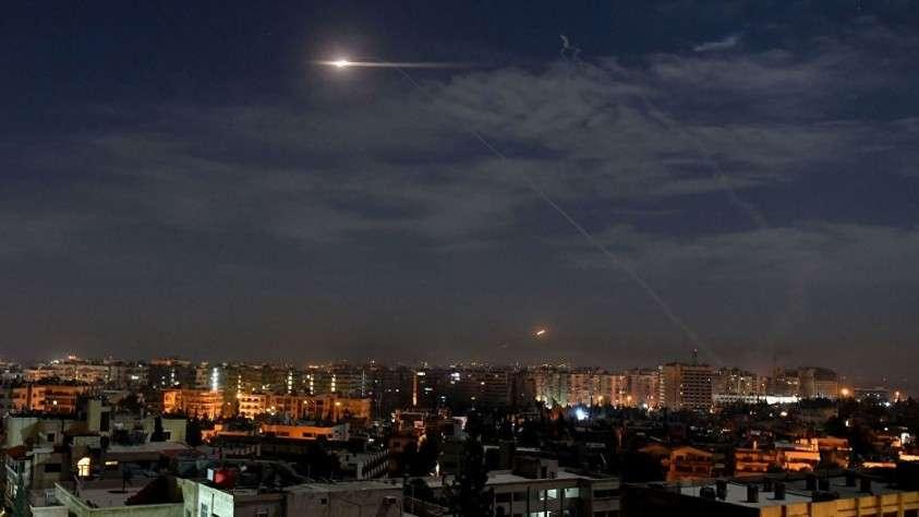 Израиль обстрелял Сирию, погибли трое военных