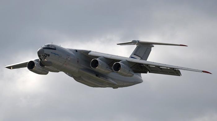 На что способен Ил-76МД-90А новый военно-транспортный самолёт России