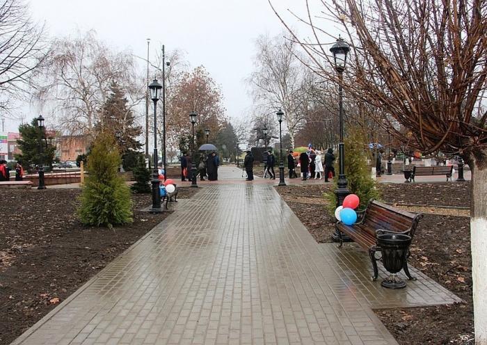 Благоустройство в России. ОтКамчатки доКубани