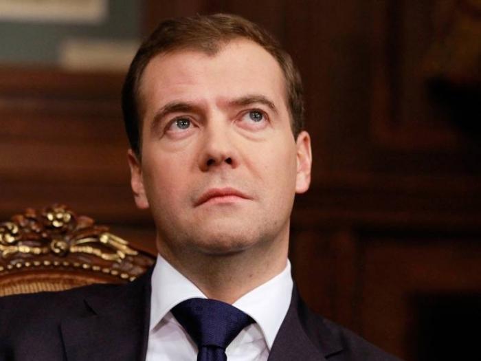 Короткое интервью Дмитрия Медведева о постсоветской интеграции СНГ и ЕврАзЭС