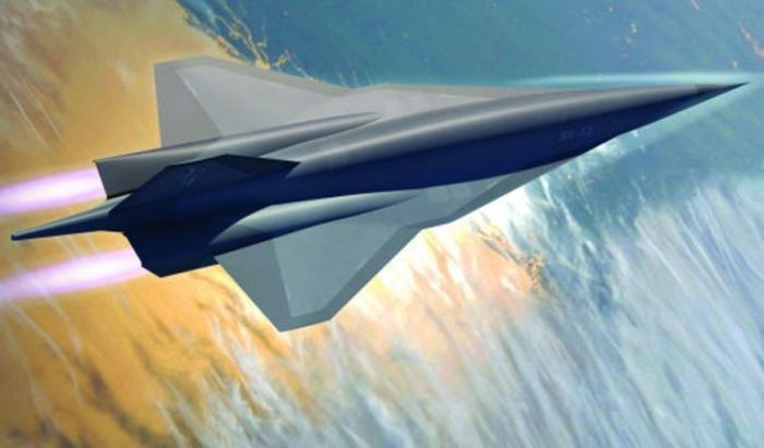 Американский SR-72. ПВО России его не догонит?