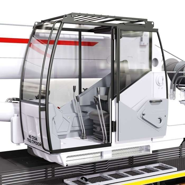 Галичский автокрановый завод начал выпуск новых автокранов серии «Пионер» на базе шасси КамАЗ
