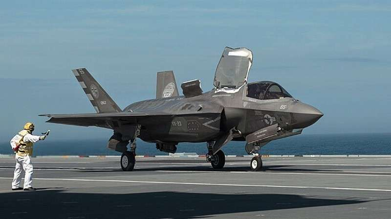 F-35 – возглавил пятёрку самых плохих образцов вооружения США