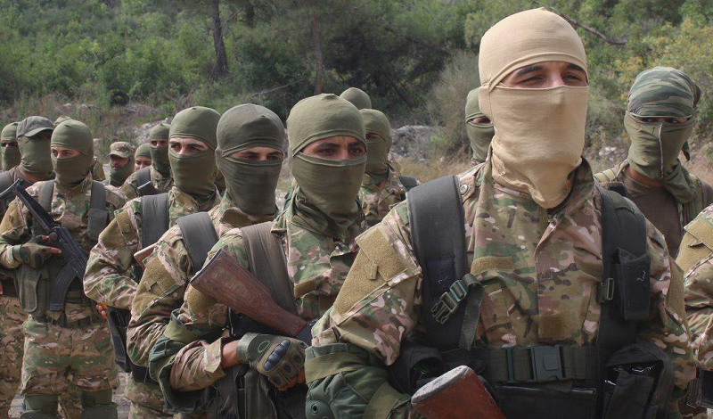 Идлибский котёл сеет смерть для наёмников США, Израиля и Саудитов