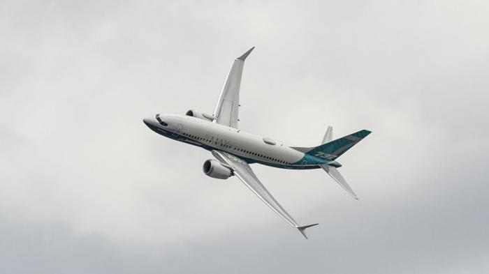 Боинг обнаружил дефектные детали в сотнях своих новейших самолётов