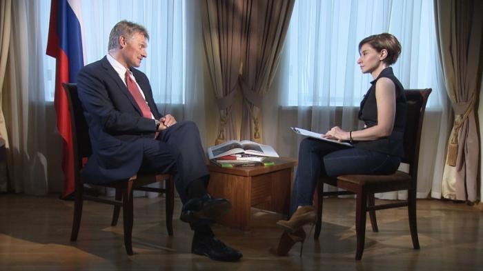 Дмитрий Песков рассказал об отношениях с Вашингтоном, «Северном потоке – 2» и санкциях