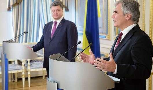 За поставки российского газа на Украину будет платить Австрия?