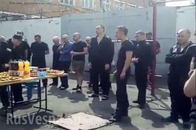 Из ФСИН уволят «крыс и предателей» после скандала с воровским банкетом в колонии (ВИДЕО)