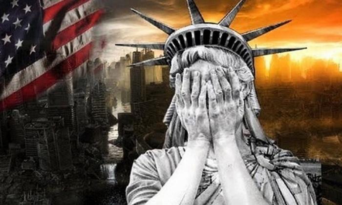 «Молекулы свободы» как признак упадка США