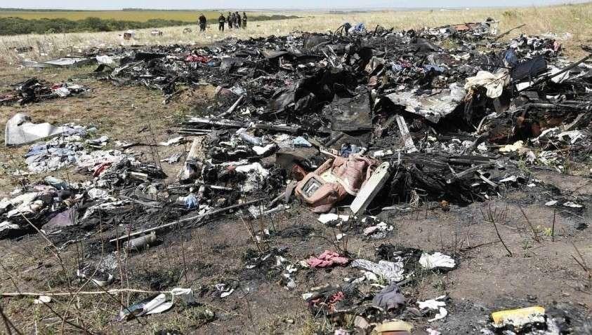 Помпео потребовал от России отчета в расследовании сбитого боинга МН17, в котором она не участвовала