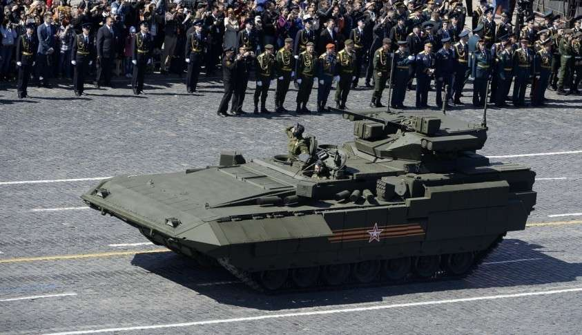 Т-15. Какими возможностями обладает новейшая русская боевая машина пехоты