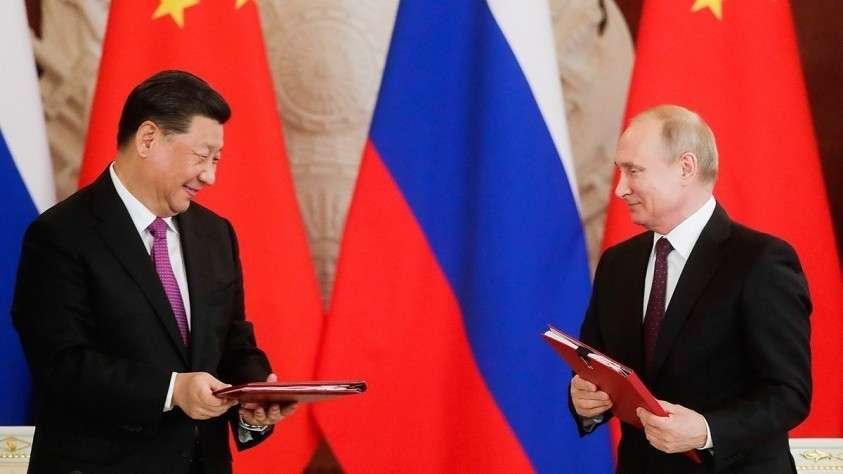 Си Цзиньпин назвал Владимира Путина своим самым близким другом