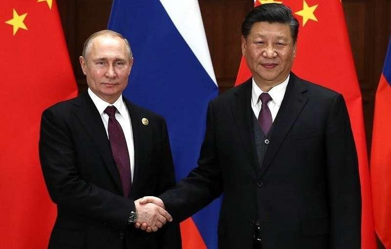 О чем говорили Владимир Путин и Си Цзиньпин на встрече в Москве
