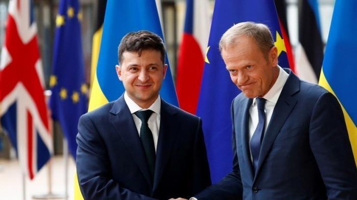 Зеленский «открестился» от Коломойского ради 500 миллионов евро от Евросоюза