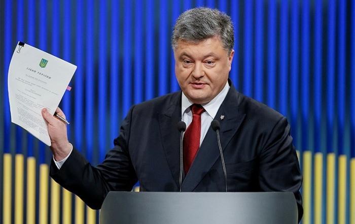 Порошенко сливают из Рады. Украина перед парламентским штормом