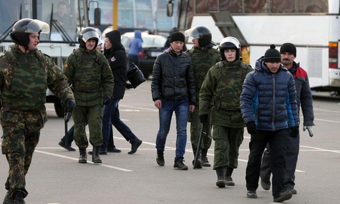 Нужно ли выгонять из России мигрантов?
