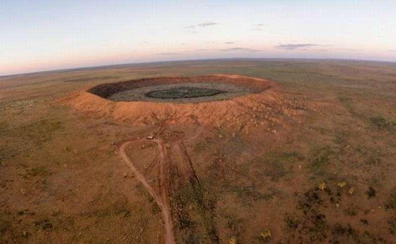 8 самых гигантских кратеров Земли, вызвавших глобальные катаклизмы