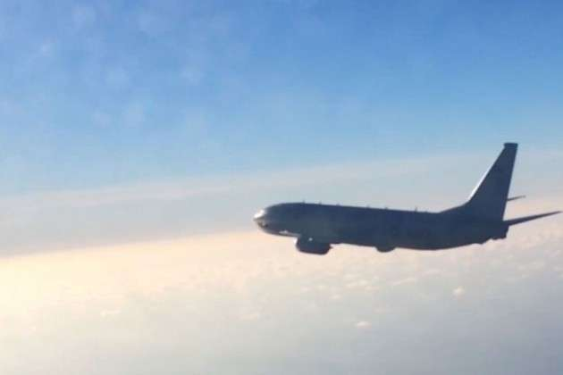 Британский F-35 охотился за Су-35 у границ Сирии. Подробности провокации