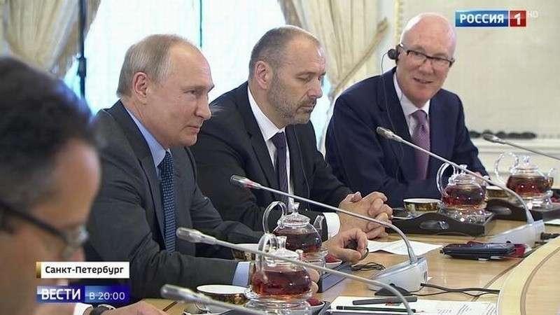Владимир Путин призвал все ядерные державы задуматься над безопасностью на планете