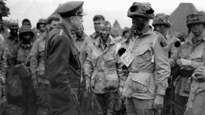 Высадка в Нормандии: западные мародёры в облике «победителей»