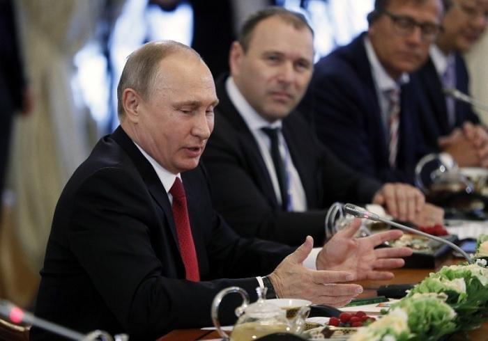 Путин призвал задуматься над коллективной безопасностью на планете
