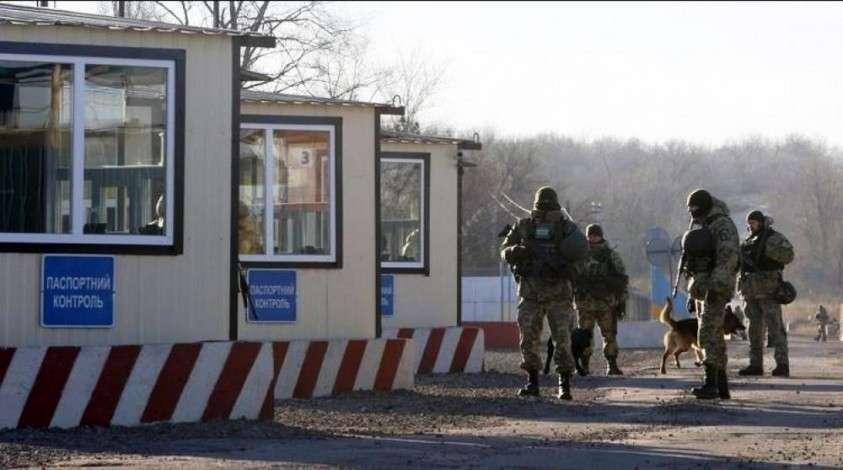 Пятилетняя блокада Донбасса иудейской Хунтой Украины
