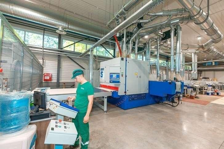 Комбинат «Свеза» в Санкт-Петербурге запустил производство особо прочной фанеры