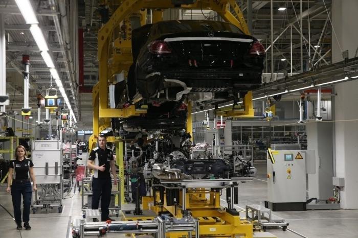 Вапреле 2019 года вРоссии открылось 18 новых промышленных производств