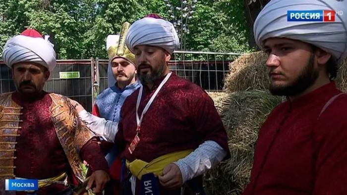 В Москве открывается исторический фестиваль «Времена и эпохи». От Византии до Первой мировой