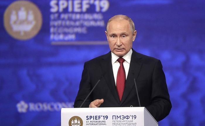 Владимир Путин напомнил, что о происходящем сегодня в мире он предупреждал еще 12 лет назад