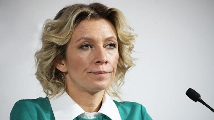 Мария Захарова ответила на инцидент с Симоньян одной фразой: «Соболь – животное»