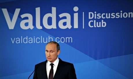 Британцы в восторге от выступления Путина!