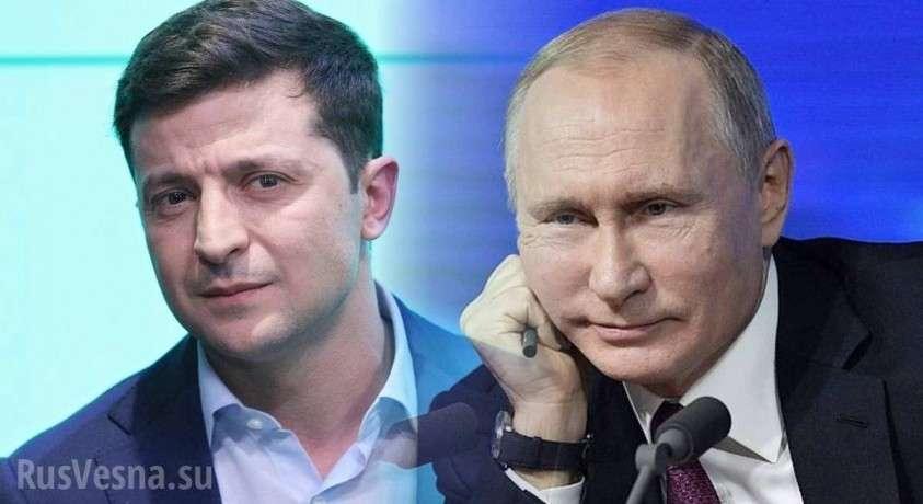 Владимир Путин на ПМЭФ-2019 рассказал о своём отношении к Зеленскому