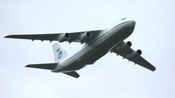 Украина арестовала пять самолётов Ан-124 «Руслан» российской авиакомпании «Волга-Днепр»