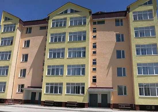 Во Владикавказе сдан самый крупный в Северной Осетии жилой комплекс для военнослужащих ЮВО