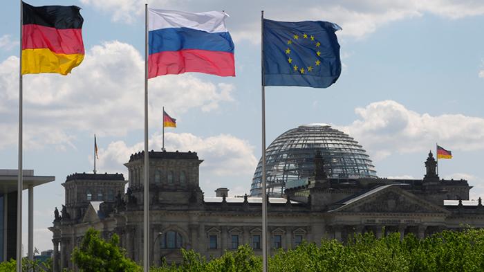 Почему немецкий бизнес вопреки всем запретам рвётся в Россию
