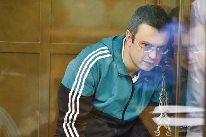 Как Никандров – генерал-коррупционер провел свой первый день на свободе