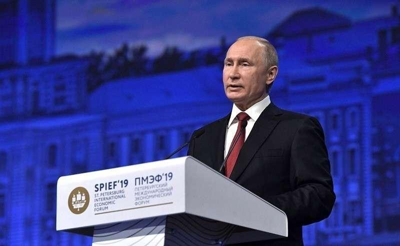 Путин огласил доктрину глобального противостояния Новому Мировому Порядку по-американски